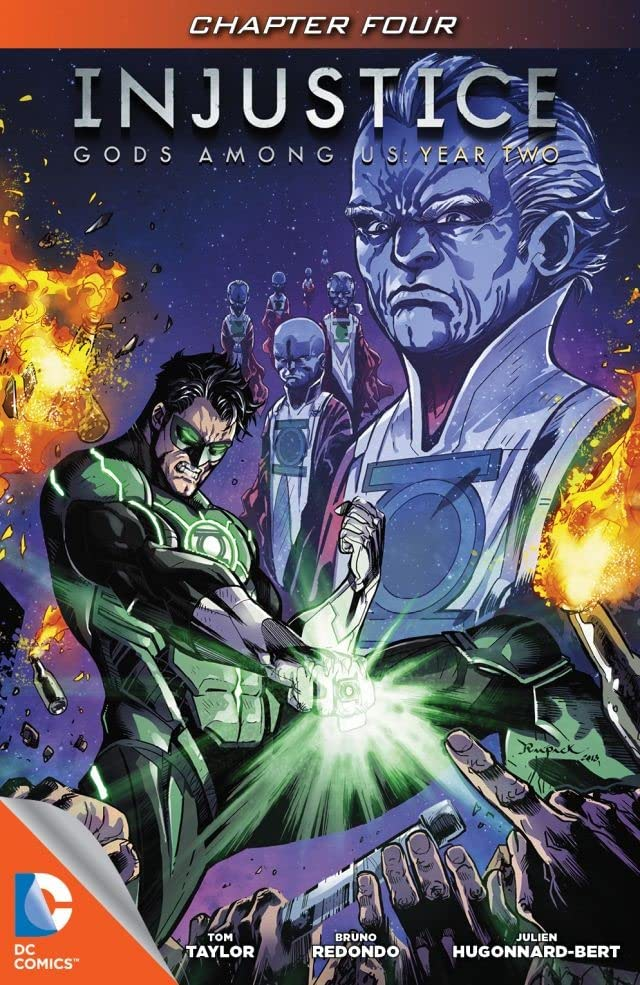 Injustice: Gods Among Us: Year Two (2014-) #4