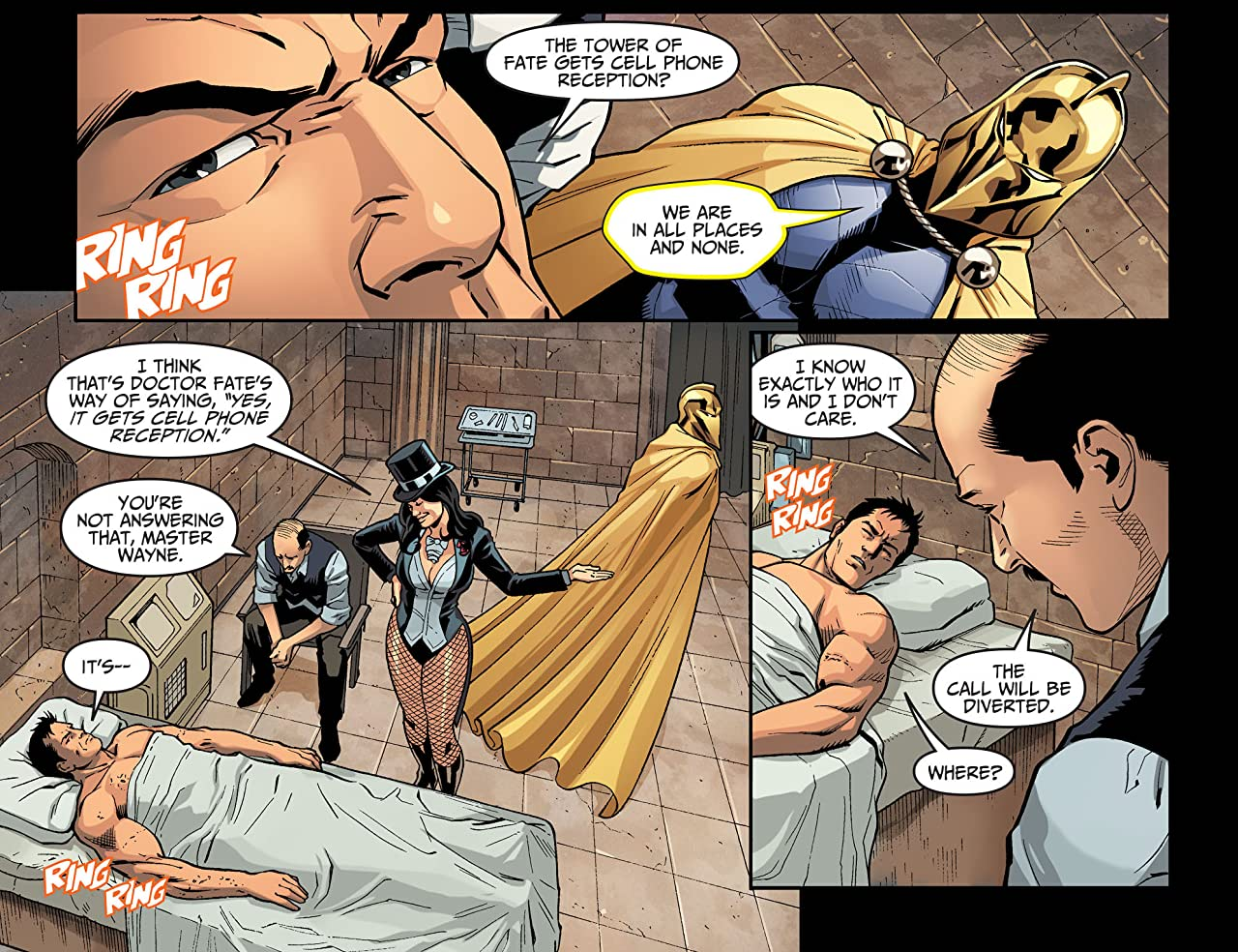 Injustice: Gods Among Us: Year Two (2014) #4