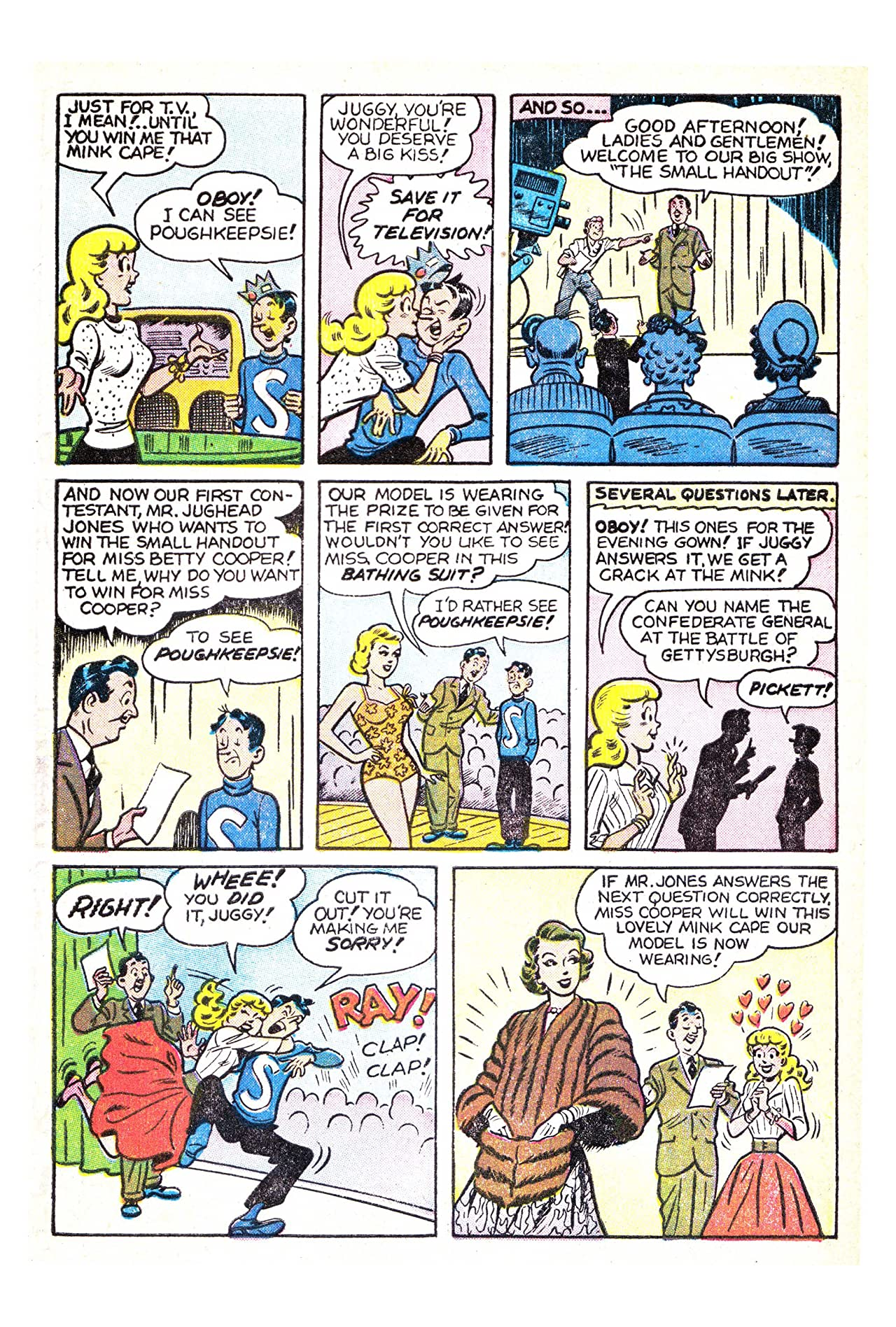 Archie's Girls Betty & Veronica #18