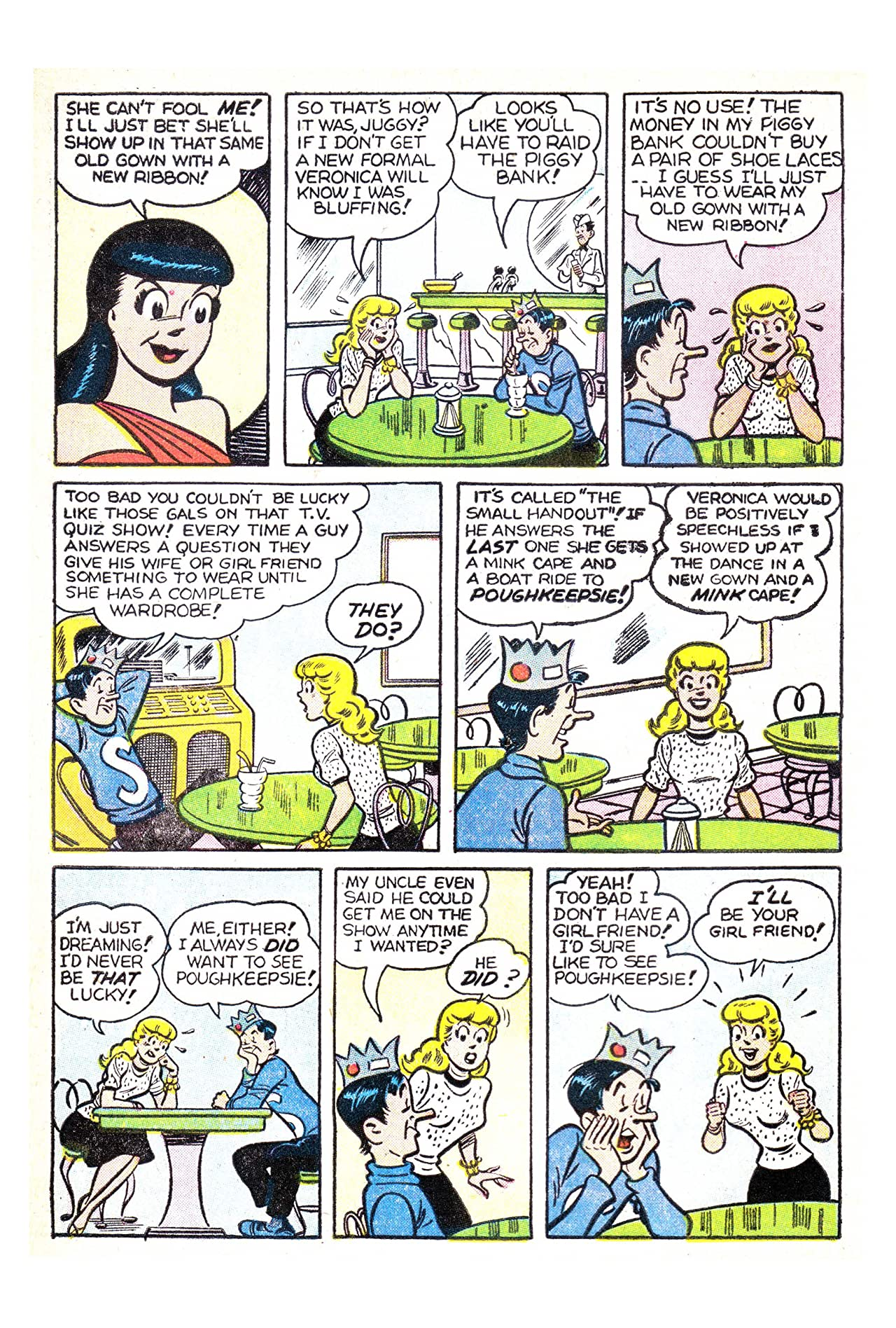 Archie's Girls Betty & Veronica No.18