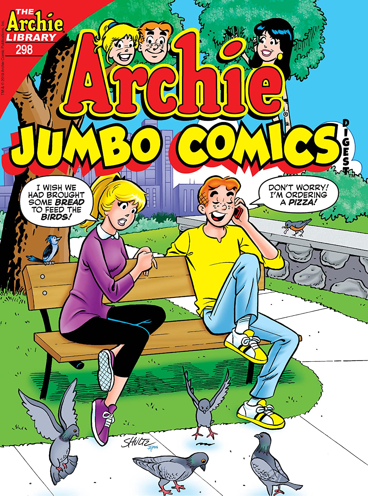 Archie Comics Double Digest #298