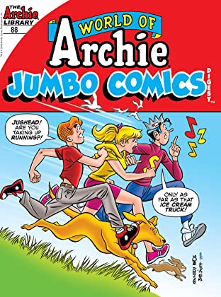 World of Archie Double Digest No.88
