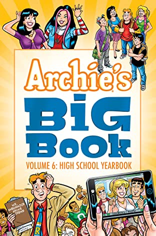 Archie's Big Book Tome 6
