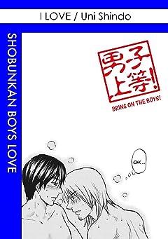 I love (Yaoi Manga) Vol. 1