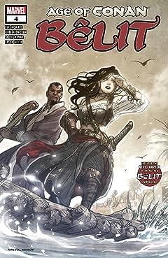 Age Of Conan: Belit, Queen Of The Black Coast (2019) No.4 (sur 5)