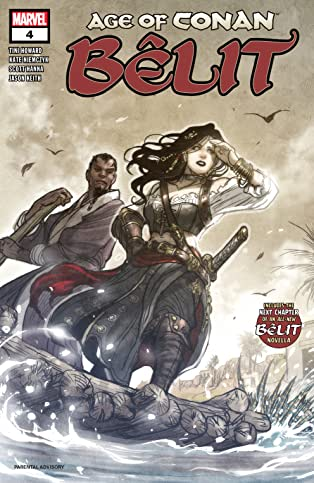 Age Of Conan: Belit, Queen Of The Black Coast (2019) #4 (of 5)