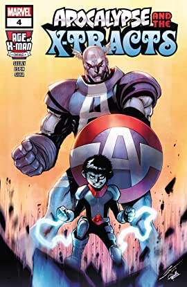 Age Of X-Man: Apocalypse & The X-Tracts (2019) #4 (of 5)