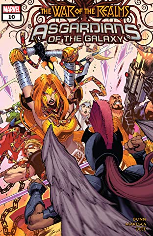 Asgardians of the Galaxy (2018-2019) No.10