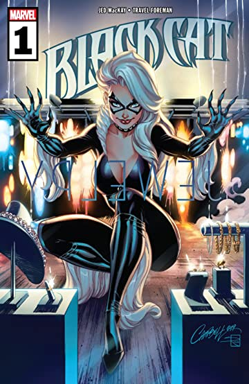 Black Cat (2019-) No.1