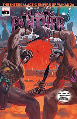 Black Panther (2018-) No.13