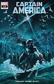Captain America (2018-) No.12