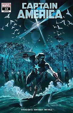 Captain America (2018-) No.12