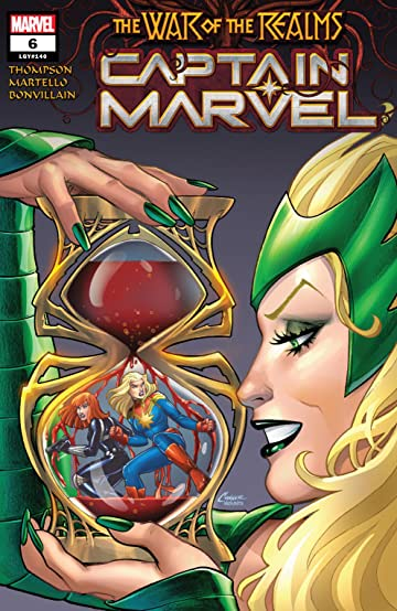 Captain Marvel (2019-) #6