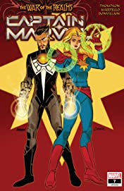 Captain Marvel (2019-) #7