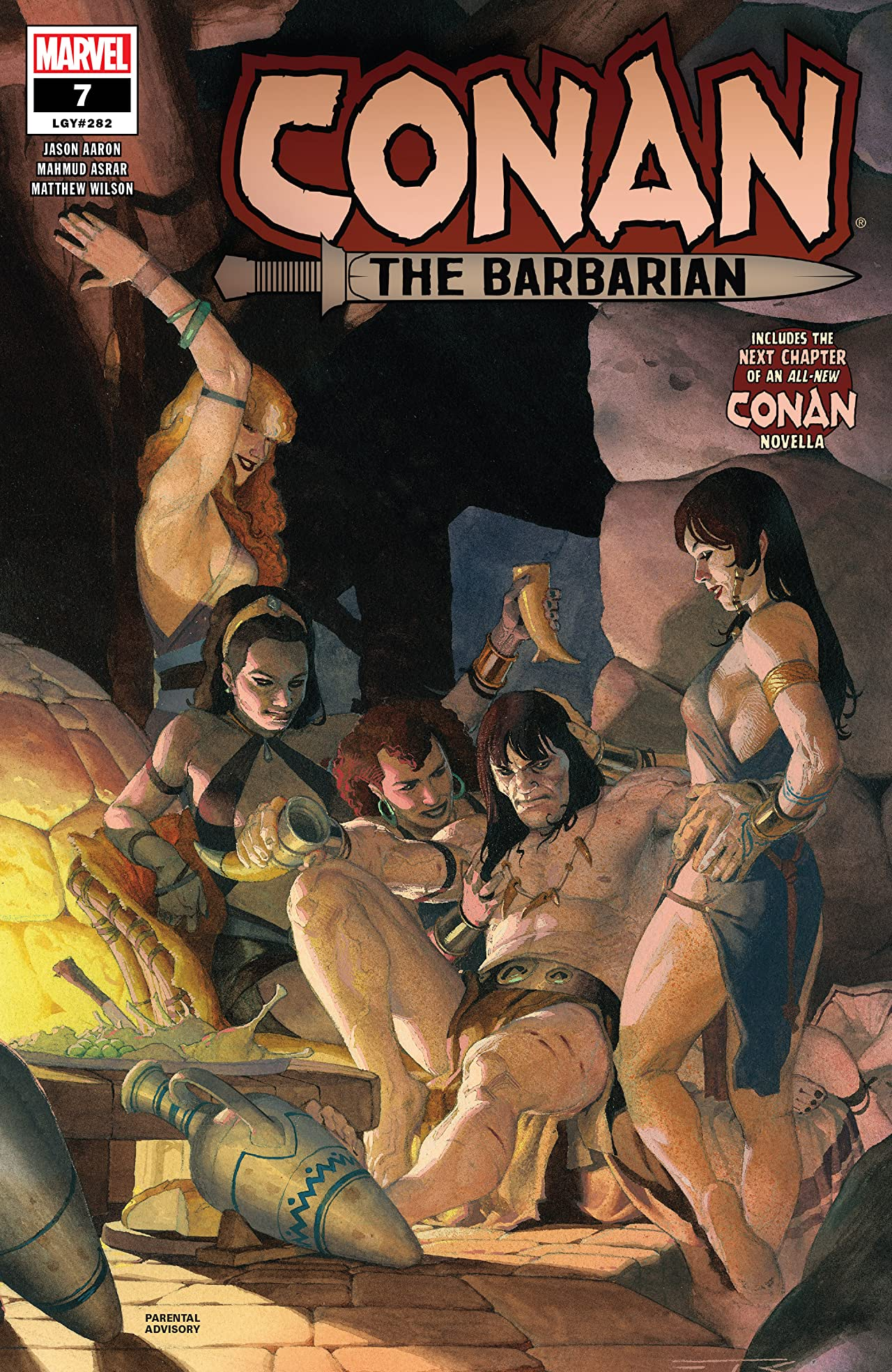 Conan The Barbarian (2019-) No.7