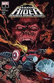 Cosmic Ghost Rider Destroys Marvel History (2019) #4 (of 6)