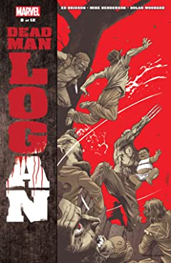 Dead Man Logan (2018-) #8 (of 12)