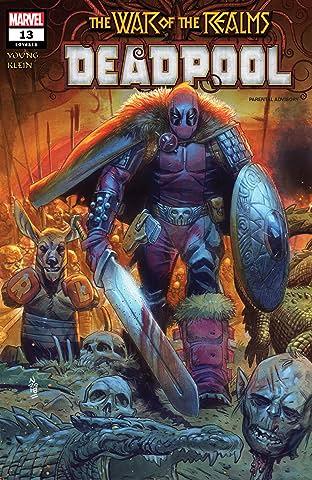Deadpool (2018-2019) #13