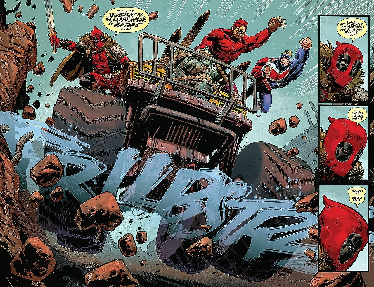 Deadpool (2018-2019) #14