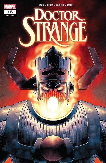 Doctor Strange (2018-2019) #15