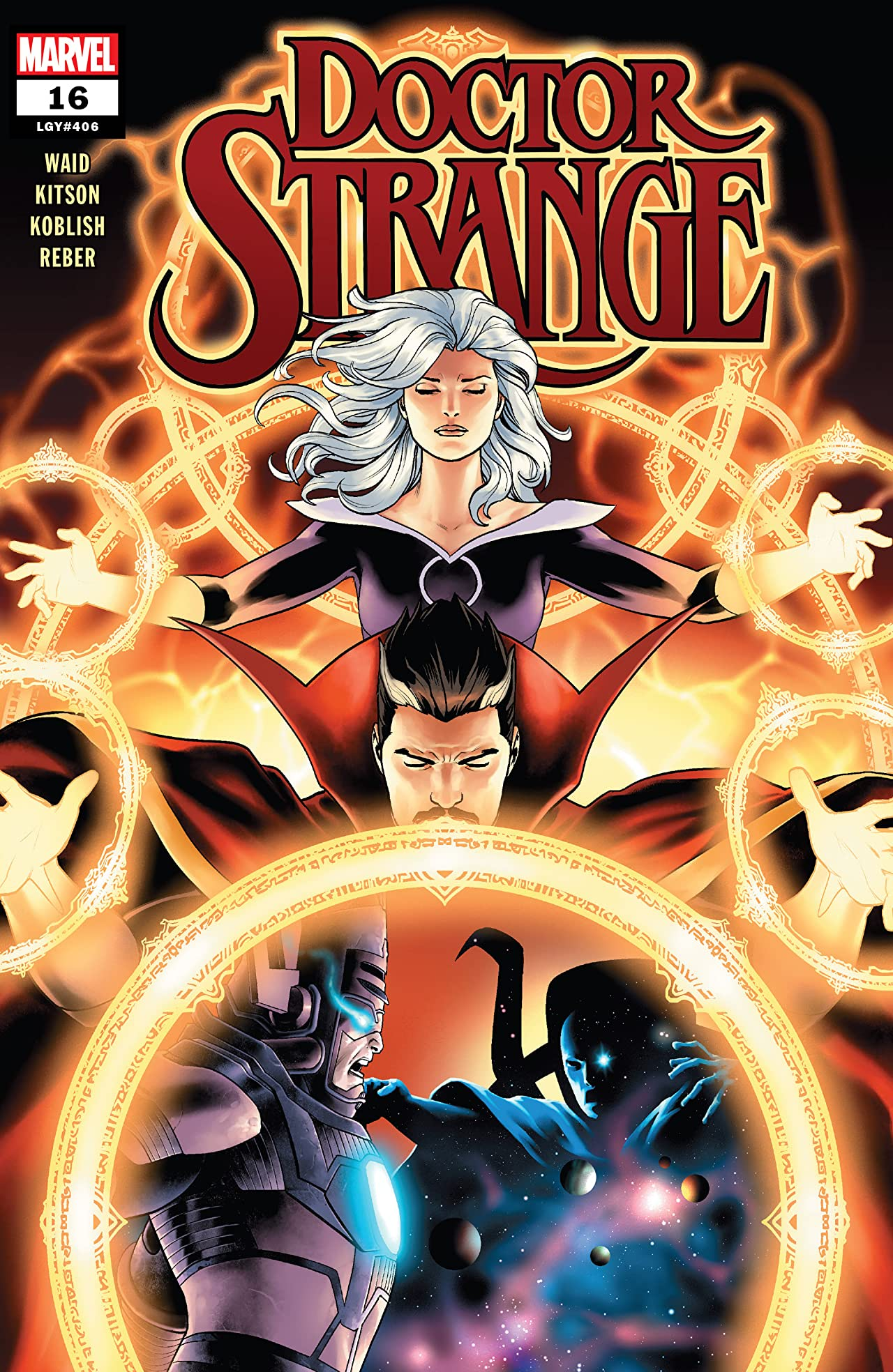 Doctor Strange (2018-) No.16