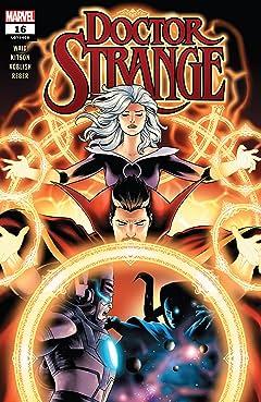 Doctor Strange (2018-) #16