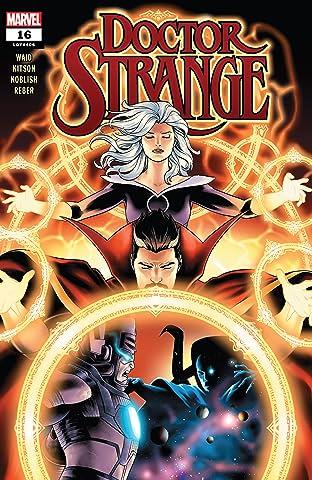 Doctor Strange (2018-2019) No.16