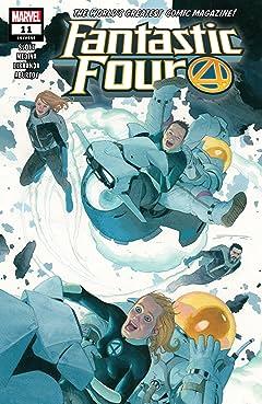 Fantastic Four (2018-) #11