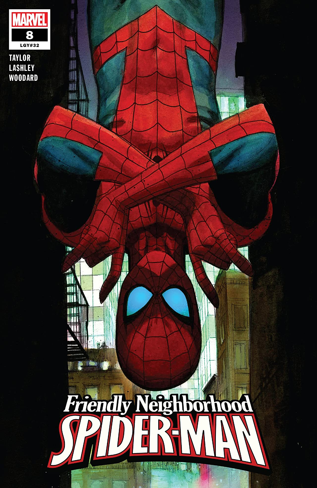 Friendly Neighborhood Spider-Man (2019-) No.8