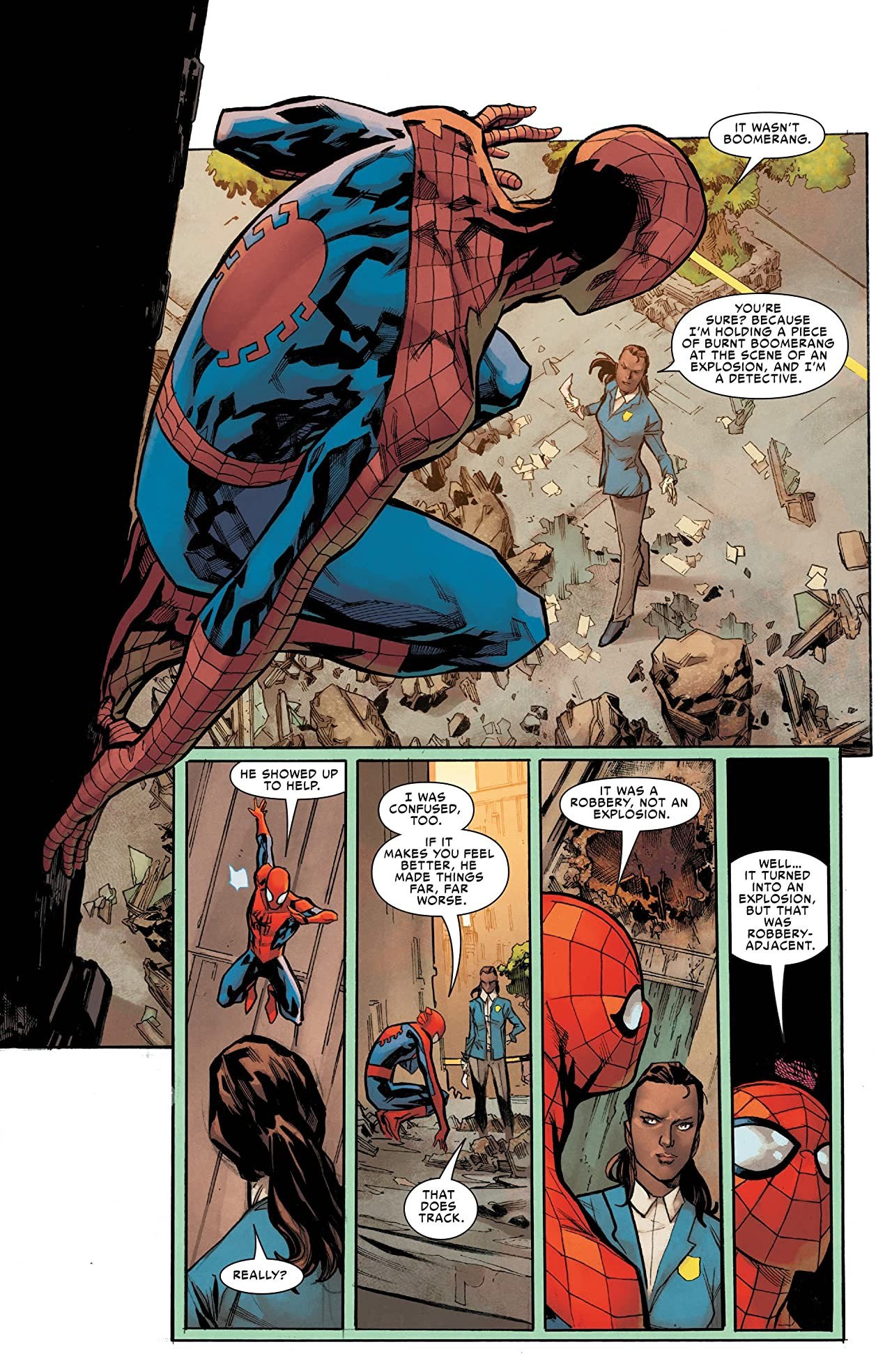 Friendly Neighborhood Spider-Man (2019-) #8