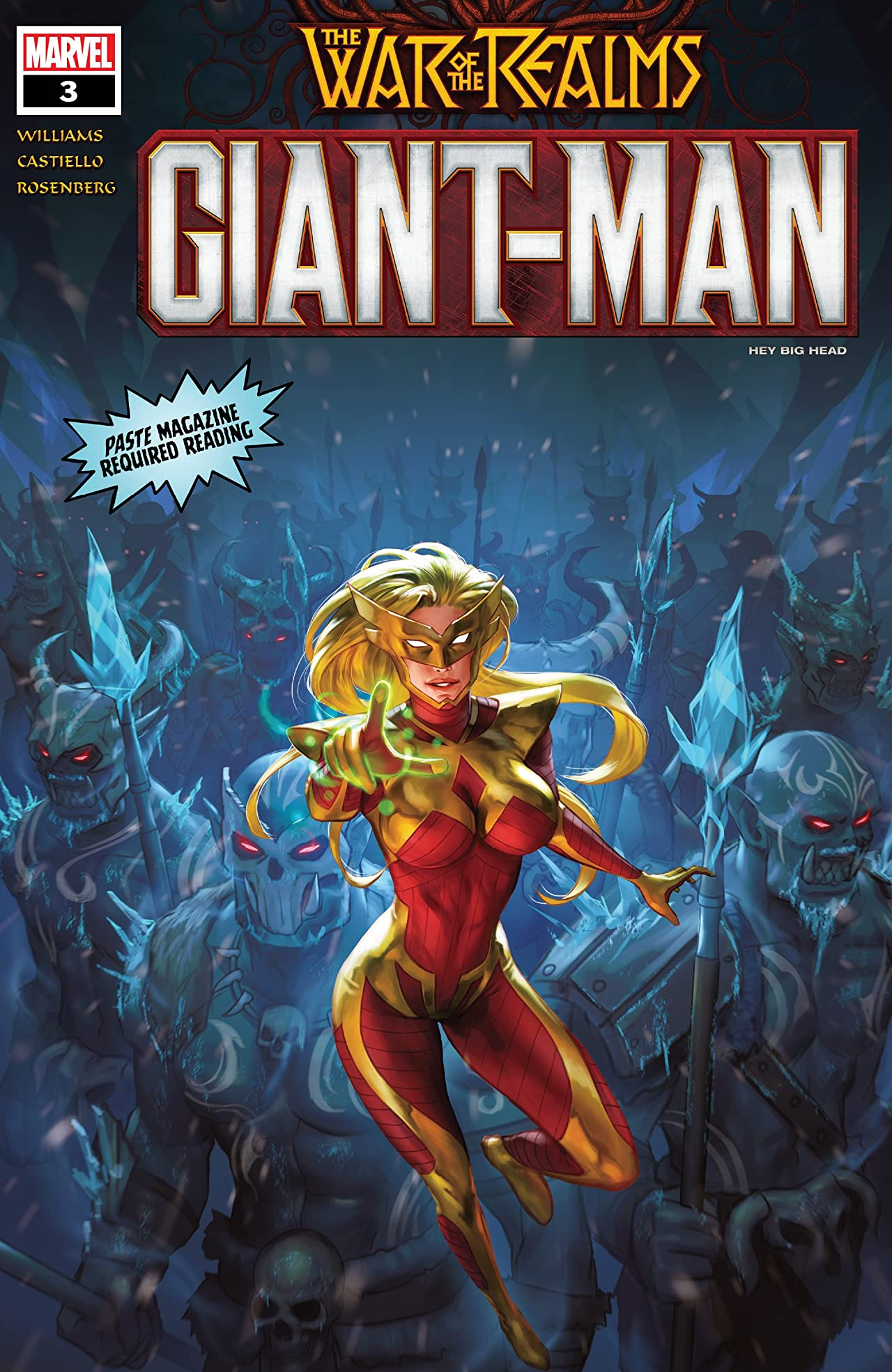 Giant-Man (2019) #3 (of 3)