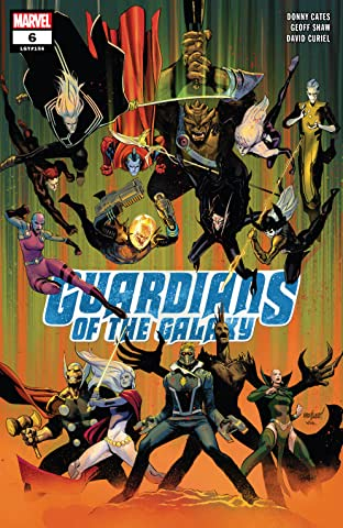 Guardians of the Galaxy (2019-) No.6
