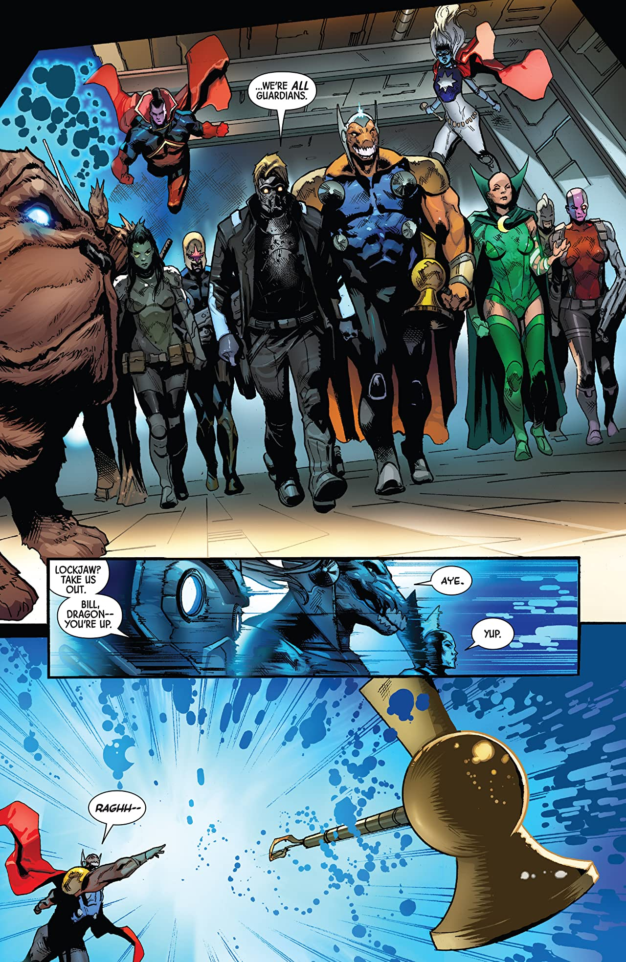 Guardians of the Galaxy (2019-) #6