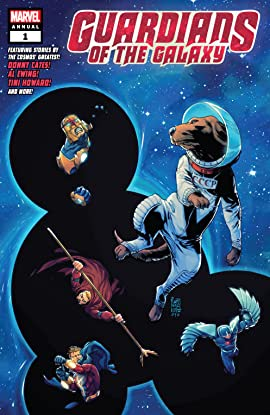 Guardians of the Galaxy (2019) Annual #1