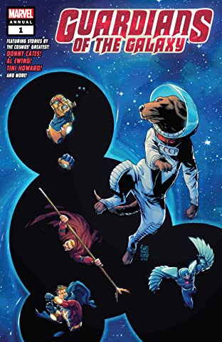 Guardians of the Galaxy (2019-) Annual No.1