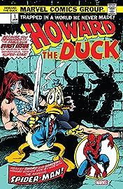 Howard the Duck (1976-1979) #1: Facsimile Edition