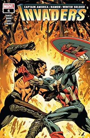Invaders (2019-) #6