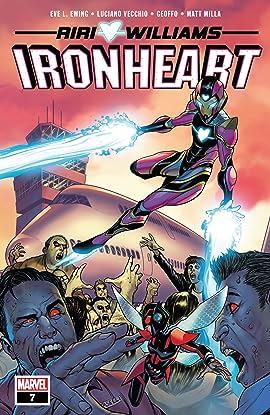 Ironheart (2018-2019) #7