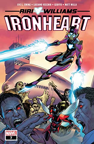 Ironheart (2018-) No.7