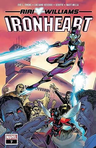 Ironheart (2018-) #7