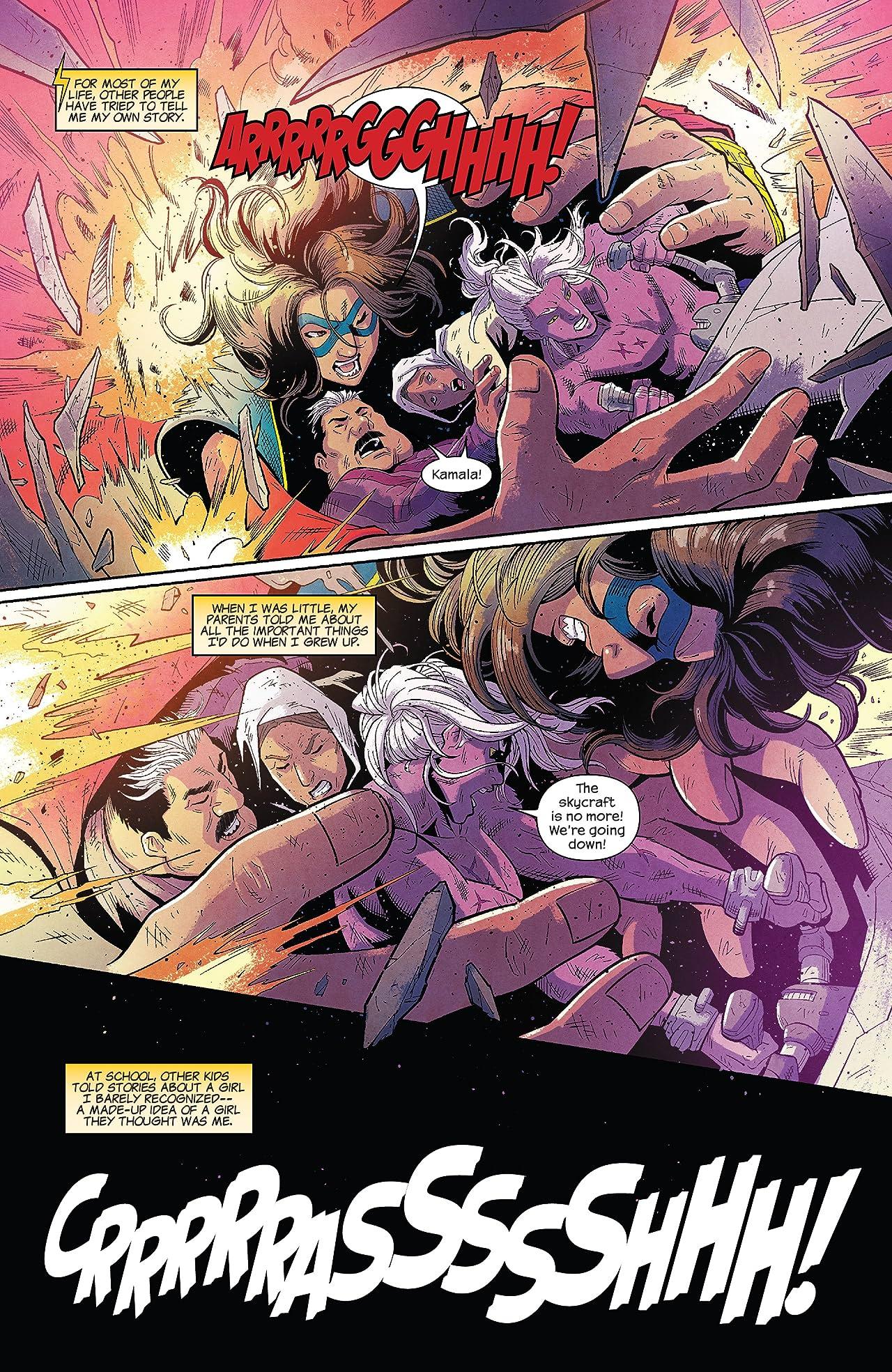 Magnificent Ms. Marvel (2019-) #4