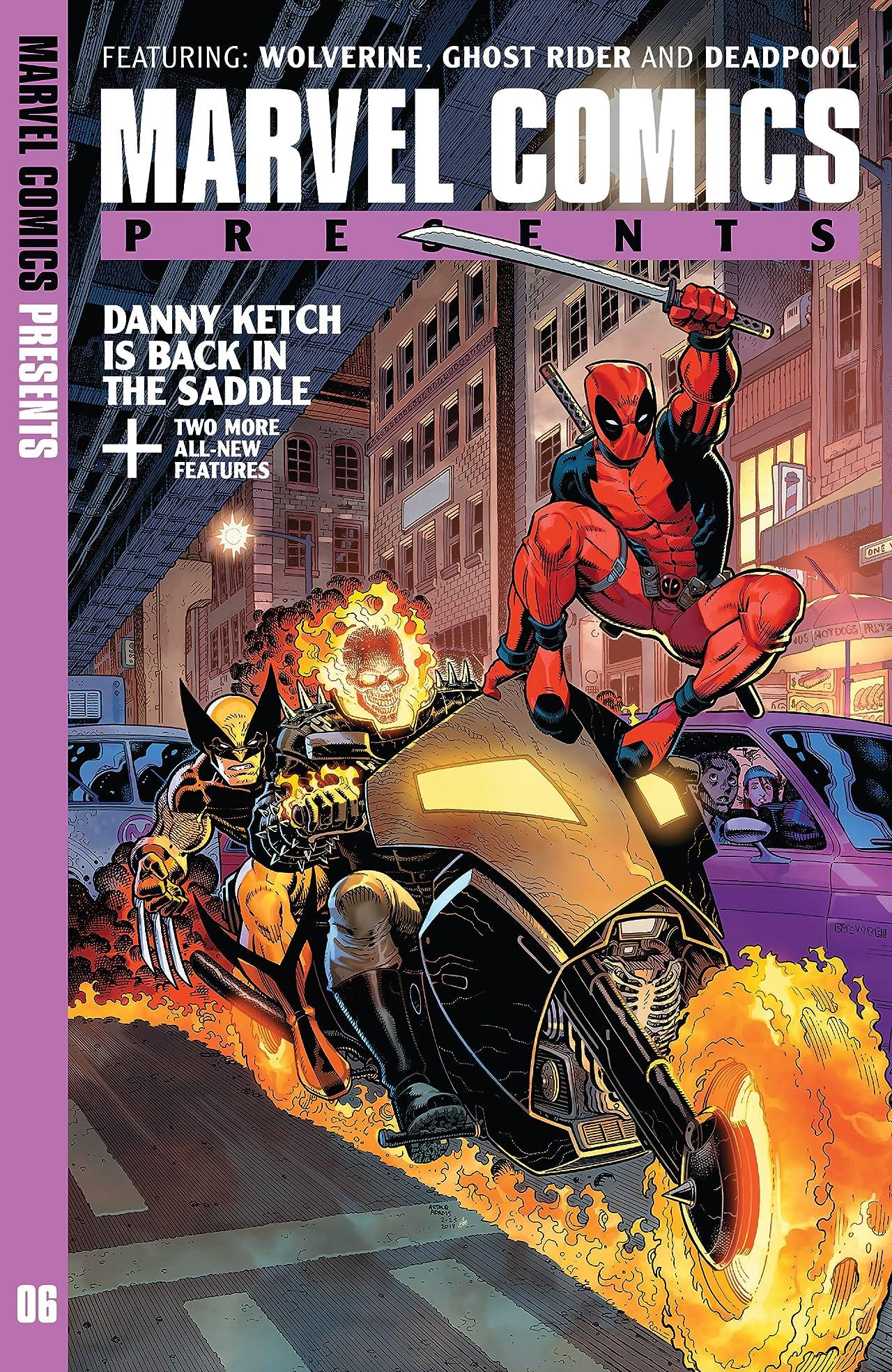 Marvel Comics Presents (2019-) #6