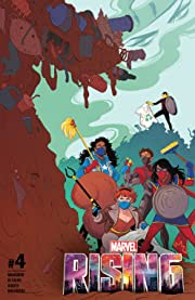 Marvel Rising (2019) #4 (of 5)