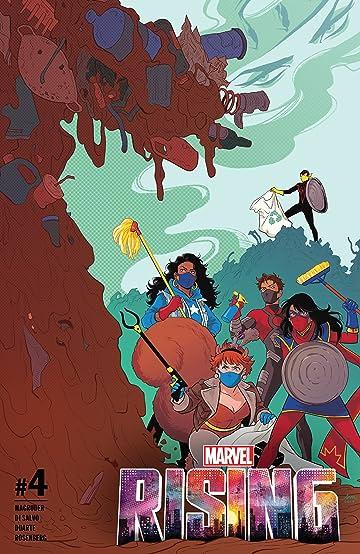 Marvel Rising (2019) #4 (of 5)