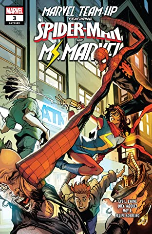 Marvel Team-Up (2019-) #3