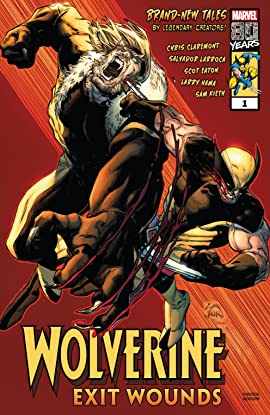 Wolverine: Exit Wounds (2019) #1