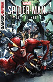 Marvel's Spider-Man: City At War (2019) #4 (of 6)