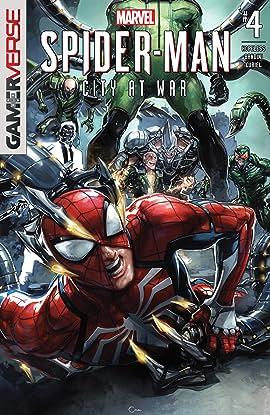 Marvel's Spider-Man: City At War (2019) #4 (of 6)