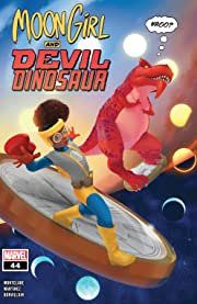 Moon Girl and Devil Dinosaur (2015-) #44