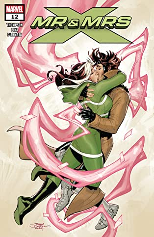Mr. and Mrs. X (2018-2019) #12